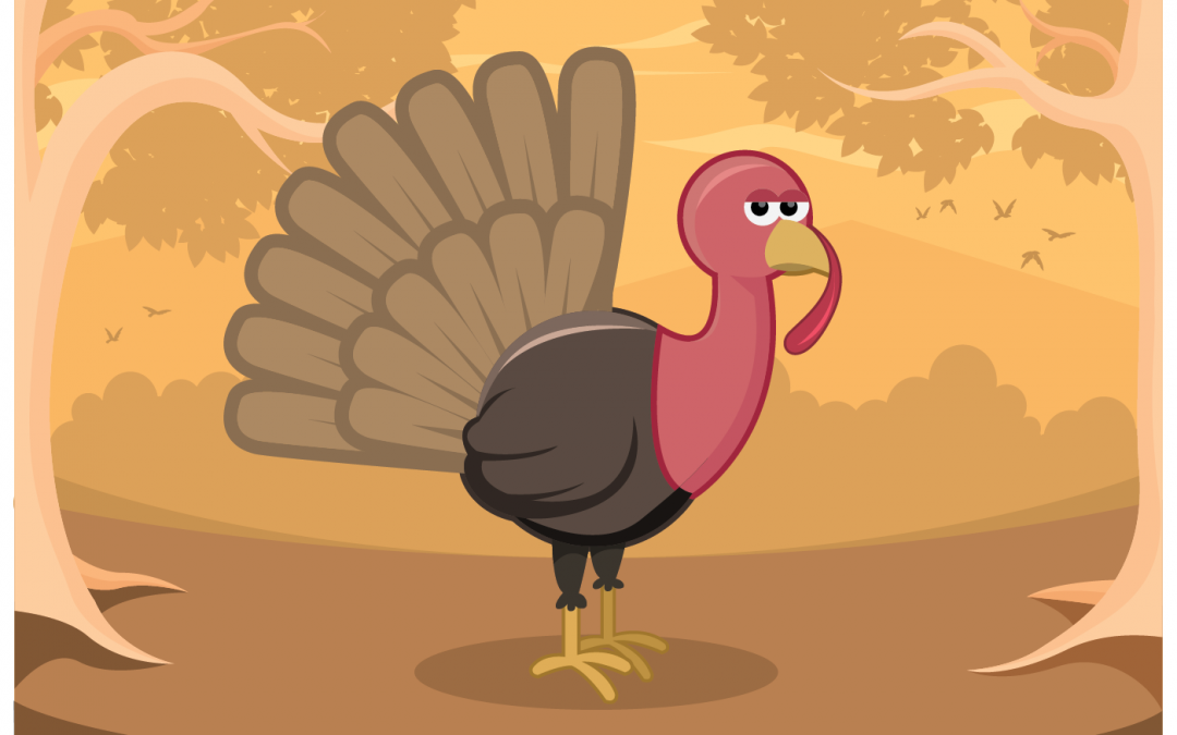 How To Leave Everything To The Turkey